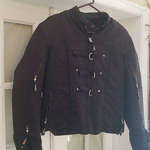 SALE...Ladies motorcycle jacket